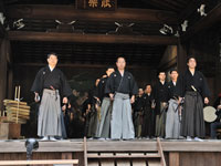 Photo:Oct. 2009 Yasukuni Shrine